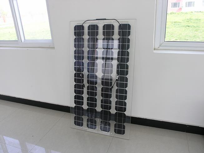 Transparent Panels Facade Glasshouse Skylight Bipv